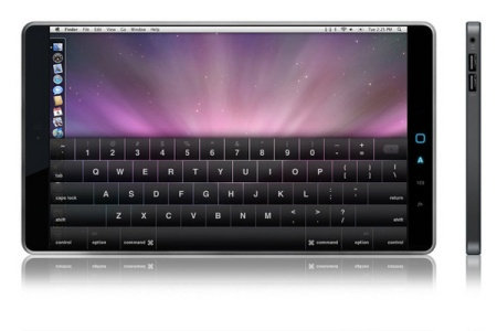 We don't need no steenkin' keyboard (credit Gizmodo)